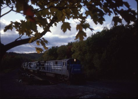 This is an unmodified scan of the original Kodachrome slide. By my estimation its about 2 stops under exposed.