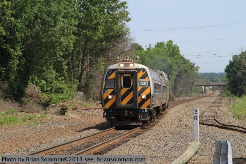 Amtrak in Connecticut