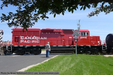 Canadian Pacific's new 'Eco' GP20C