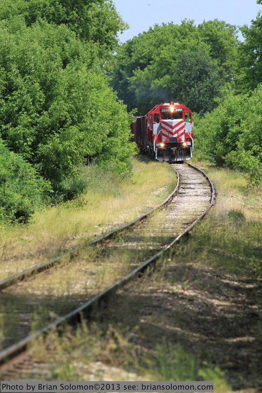 WSOR freight