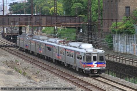 SEPTA Silverliner V.