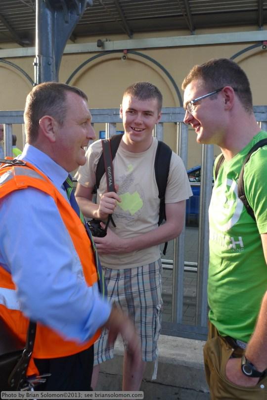 Sun Scorched Irish Extravaganza—Part 2