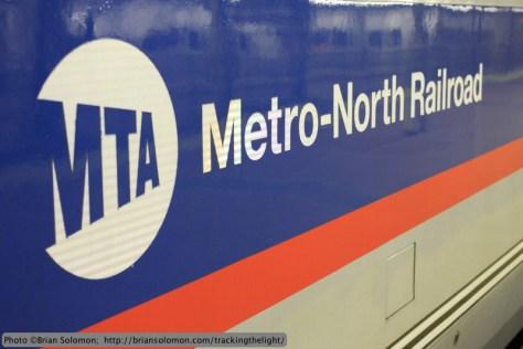 MTA Metro-North Railroad.