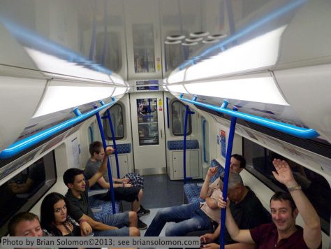 Tube Train.