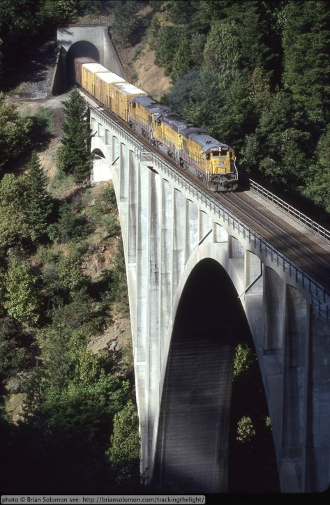 North Fork Bridge.