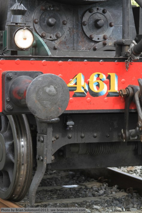 Dublin & South Eastern Railway 461