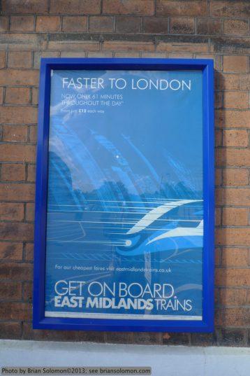 East Midlands poster
