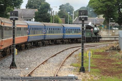RPSI Kilkenny excursion