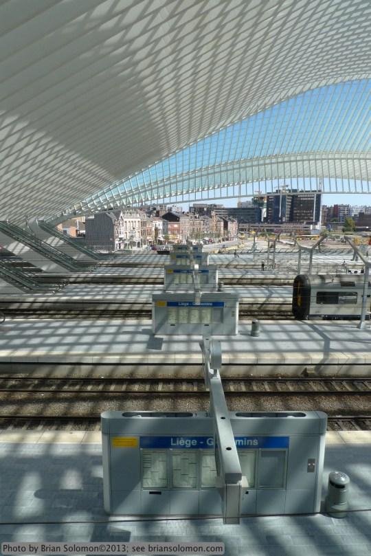 Calatrava's Liege Station.