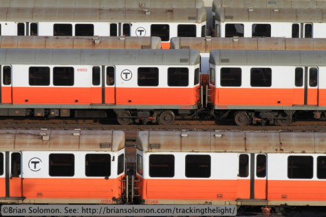 MBTA Orange Line.