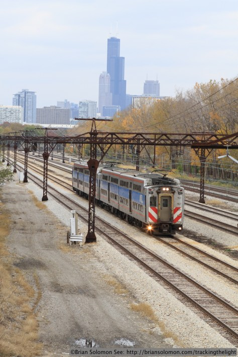 Chicago Metra Electric