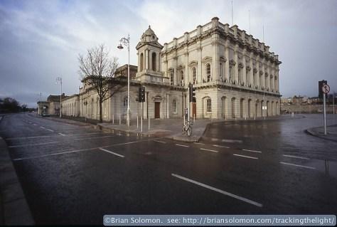 Dublin's Heuston Station