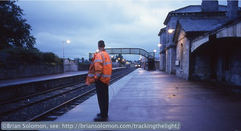 Irish Rail Clonmel