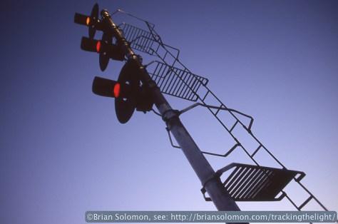 Searchlight signals