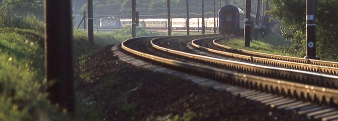 DAILY POST: L'viv—Railway Paradise