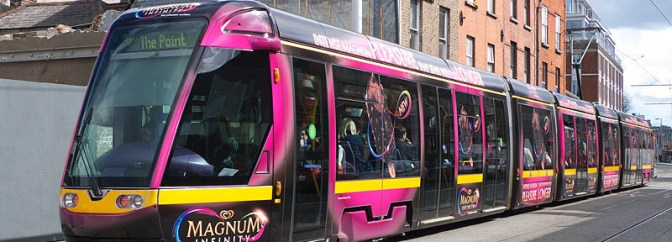 DAILY POST: Magnum LUAS