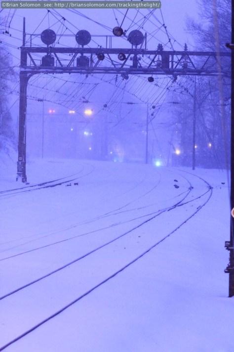 PRR main line.