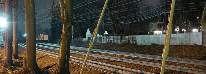 DAILY POST: Along the Pennsylvania Railroad