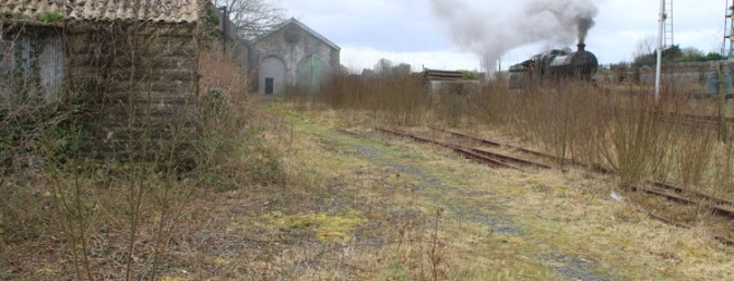 Steam to Mullingar, March 23, 2014, Part 2—Daily Post.