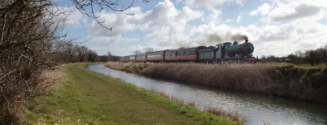 Steam to Mullingar, March 23, 2014—Daily Post.