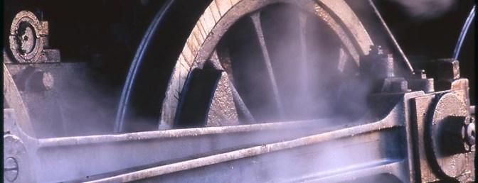 Steam Sunrise—DAILY POST