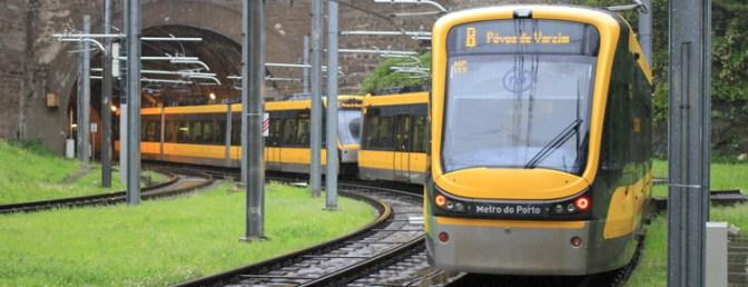 Porto's Metro