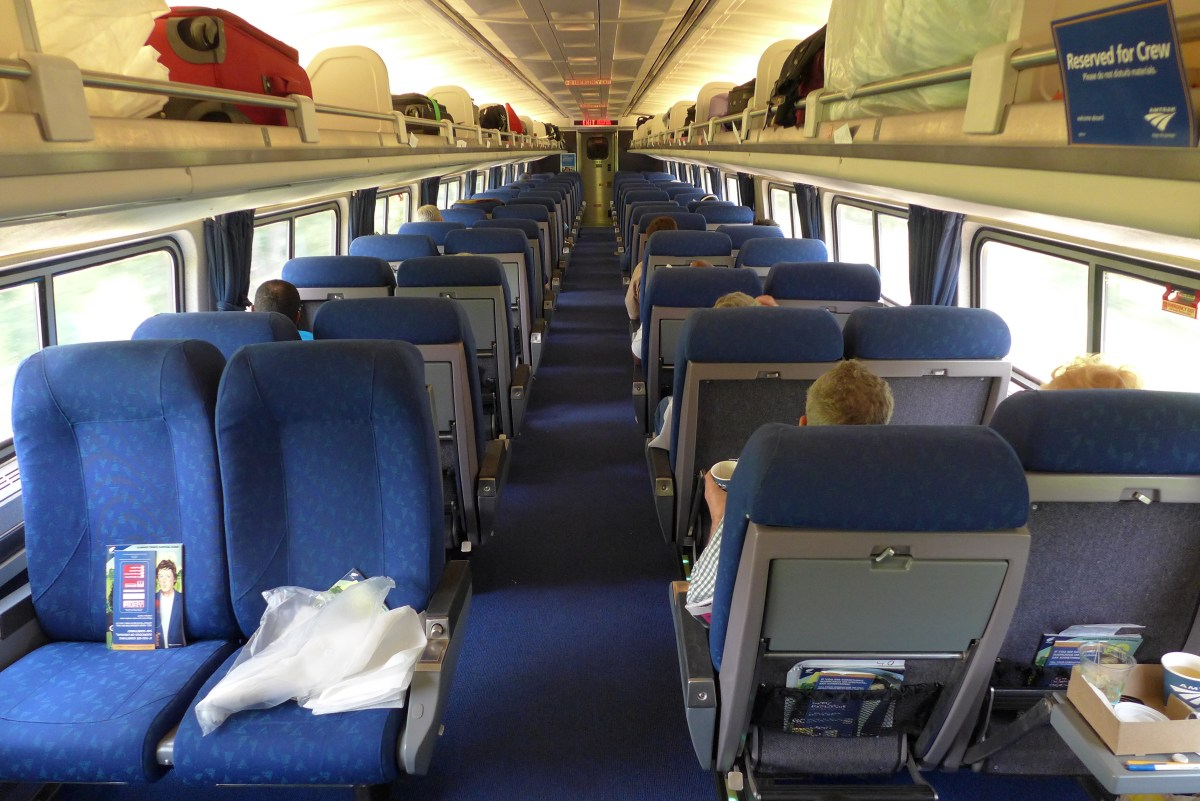 amtrak s carolinian at richmond on the way to spencer part 5 tracking the light. Black Bedroom Furniture Sets. Home Design Ideas
