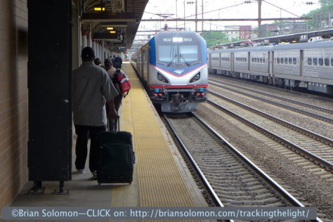 Amtrak's Carolinian. Lumix LX-7 ISO 80.
