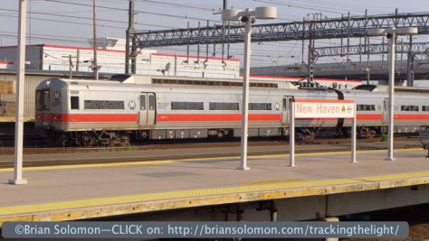 A Metro-North local bound for Grand Central Terminal. Lumix LX-7 photo.