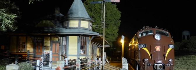 Streamliners at Spencer—Sneak Preview—TRACKING THE LIGHT SPECIAL
