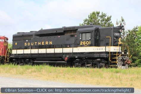 Southern_2601_roster_IMG_6352