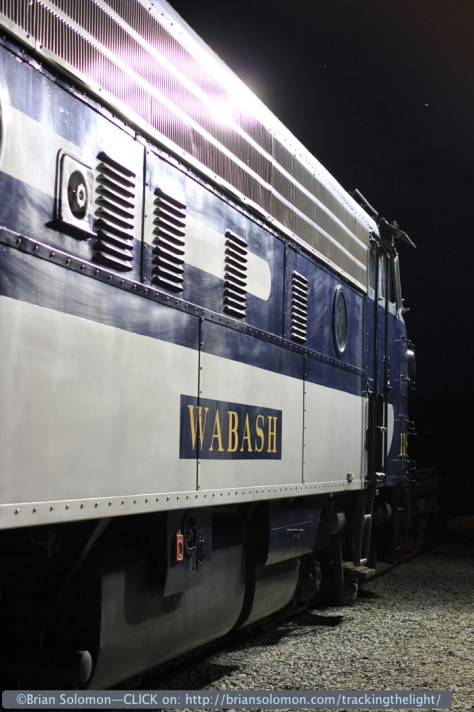 Wabash 1189. Exposed with Canon EOS 7D with 40mm lens.