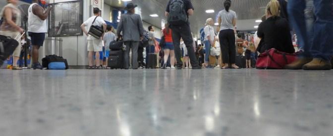 New York Penn-Station, June 2014.