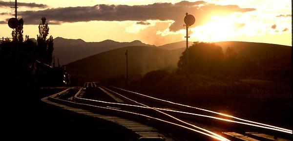 Pleasant Valley Sunset