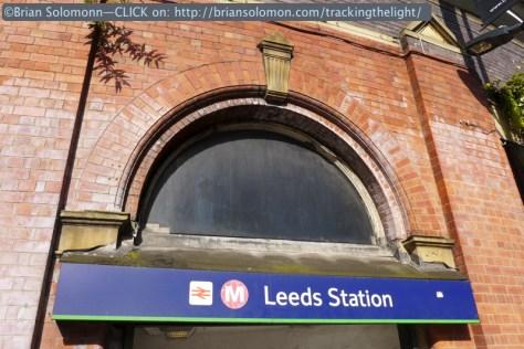 Bright morning in Leeds. Lumix LX7 photo.