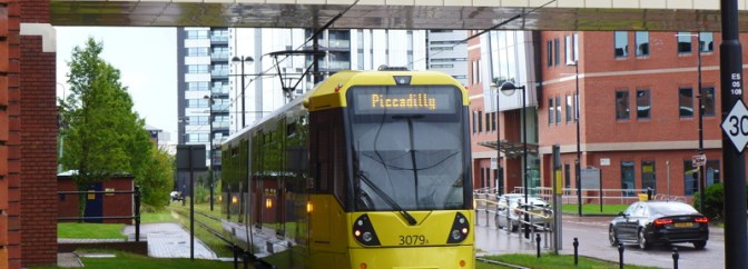 Manchester Metrolink—Part 1