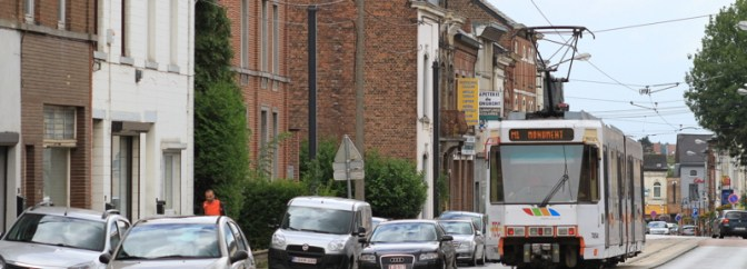 Interurban Throwback: Charleroi —Part 2
