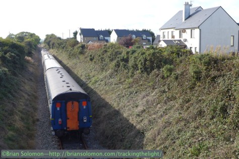 Trailing view at Ballycullane, County Wexford. Lumix LX7 photo.