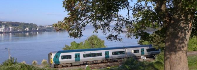 Irish Rail's Cobh Branch.