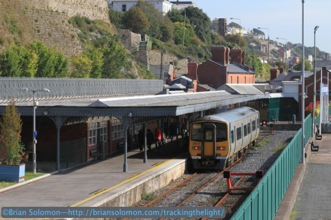 Cobh Station.