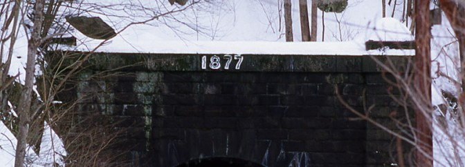 Hoosac Tunnel March 4, 2007.