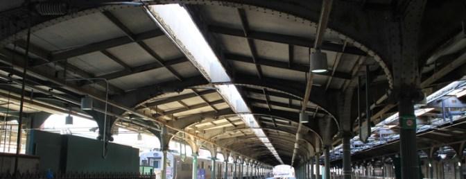 Hoboken Terminal in Five Photos.