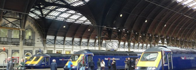 HST's Paddington—Contrasts