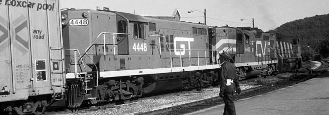 White River Junction, Vermont on June 15, 1985.