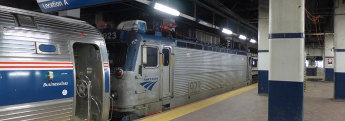 Special Post: Tracking the Light at 30th Street Station, Philadelphia