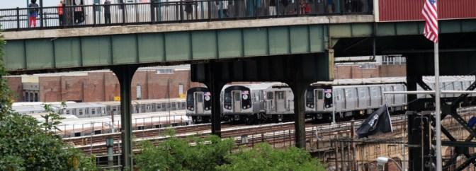 Broadway Junction—Brooklyn, June 25, 2015.