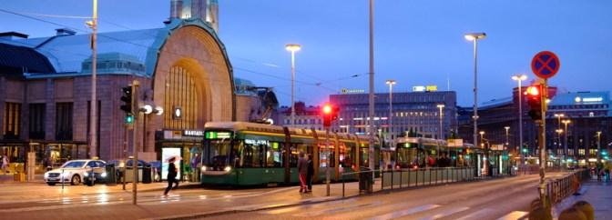 Helsinki Central Station Revisited.