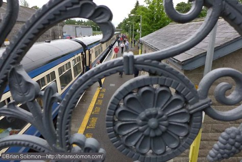Roscommon on the return trip.