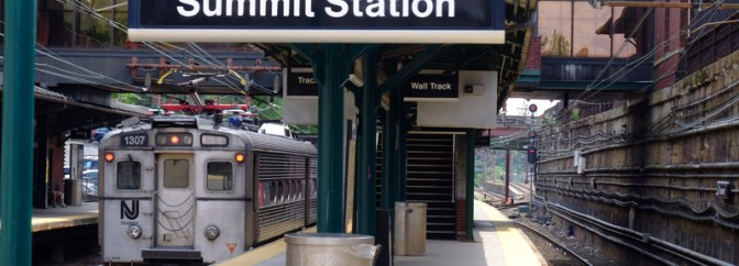 In the Shadow of the Lackawanna at Summit.