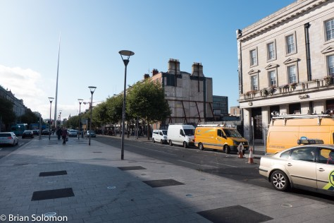 O'Connell Street looking south.